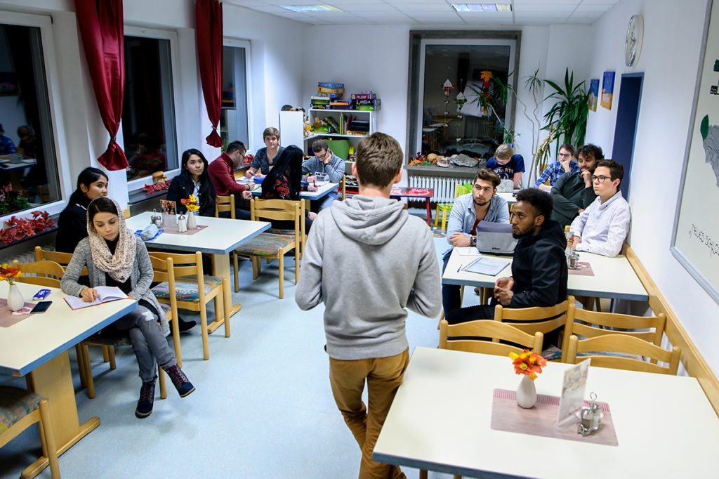 Jesper Klein bespricht die Medienlandschaft in Deutschland.